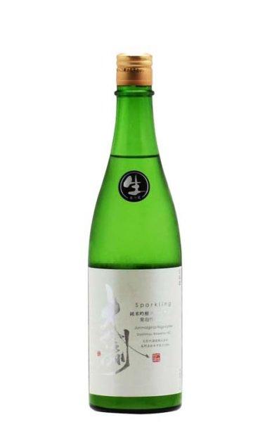 画像1: 大信州「純吟スパークリング」純米吟醸生原酒 720ml (1)