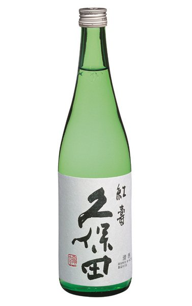 画像1: 久保田 紅寿 純米吟醸 720ml (1)